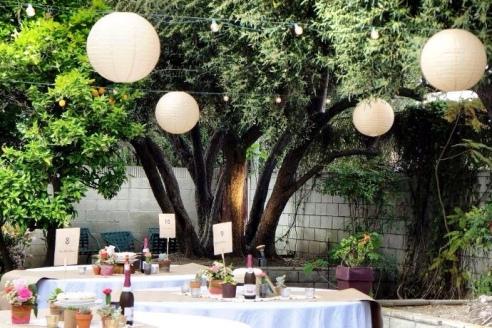 lluvia de ideas para matrimonio civil pequeño