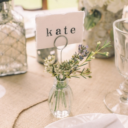Bud-Vase-Wedding-Place-Card-Holders