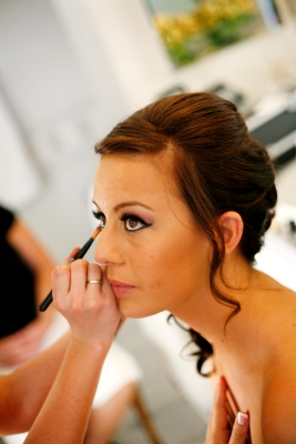 hair and makeup tips for brides